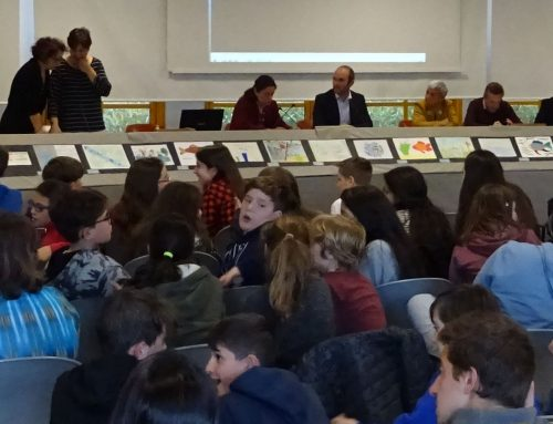 "Final event of the initiative ""C'è vita nel fiume!"""
